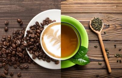 Le thé est également riche en caféine (la théine) mais permet de mieux l'absorber que le café