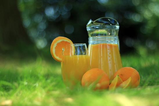 Le jus de fruit est la 4e boisson la plus consommée dans le monde
